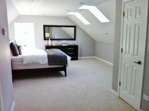 MASTER BEDROOM AFTER REHAB